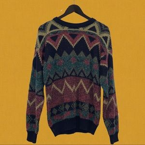 Vintage Cosby Sweater